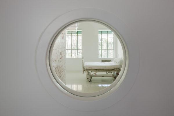 foto sala hospital