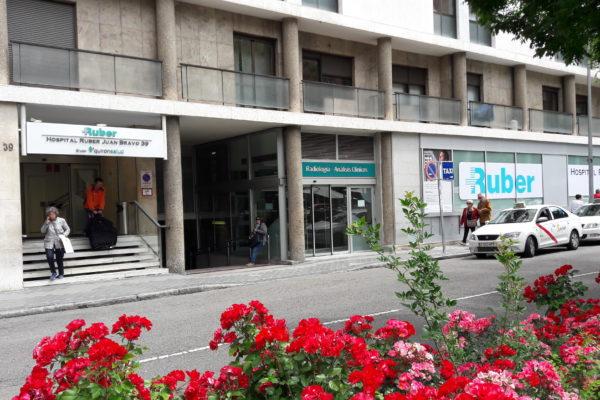 Hospital Quirón San Camilo y Ruber Juan Bravo. Caso práctico.
